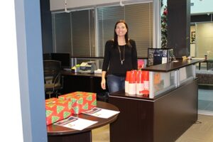 Christmas Open House Donations
